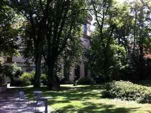 sternberg palace tuin