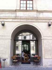 cafe sternberg palace