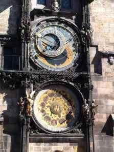 astrologische klok