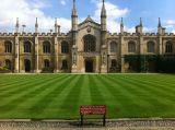 Weekend in Cambridge