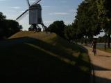 Picknicken in Brugge.