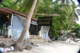 Diving with Alvaro dive shop on Koh Tao island inThailand