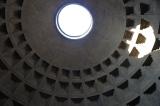 Piazza Navone, het Pantheon en de zonsondergang op de Piazza diSpagna