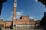 Siena, medieval Tuscany.