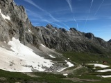 Picos de Europa Walk: PR PNPE 24: Circular walk from Fuente De cable car down to parking lot of the cable car