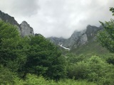 Picos De Europa walk: PR PNPE 27: Circular walk around the rocks of Brez