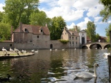 Welcome back in Bruges, we've missed you!!